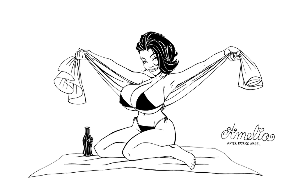 Beachgirl by TOB-Admin