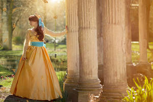 Princess Anastasia Cosplay
