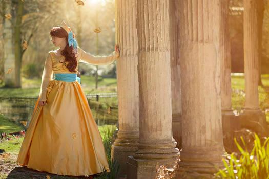 Princess Anastasia Cosplay