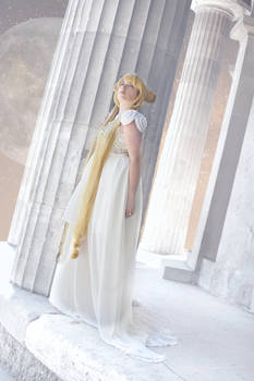 Princess Serenity - Day Version - Ushagi Cosplay