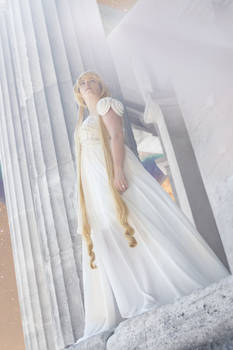 Princess Serenity - Ushagi Cosplay