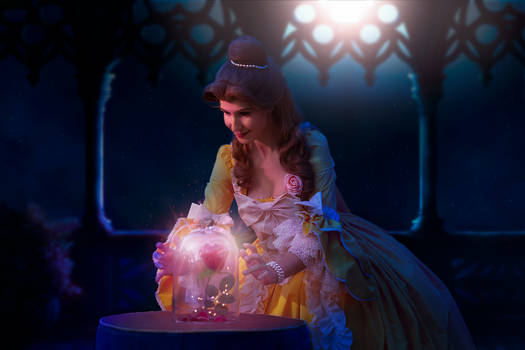 Beauty and the Beast cosplay - Ivy'senvies