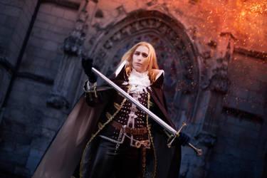 CASTLEVANIA cosplay - Alucard by E-A-photography