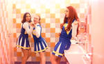 Riverdale - River Vixens - Cosplay