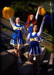 Riverdale - River Vixens - Cosplay