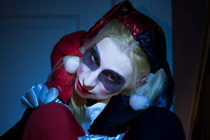 Harley Quinn cosplay - Comics version