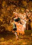 CASTLEVANIA cosplay - Maria Renard