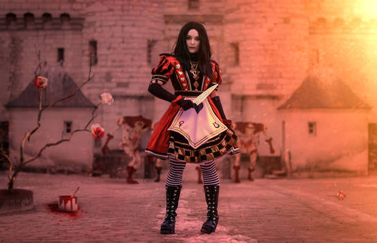 Alice Madness Returns - Neocoly