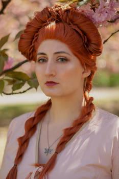 Sansa Stark cosplay - Cherry blossom - Sakura