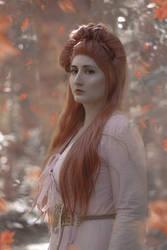 Sansa Stark cosplay - Autumn - Version 1
