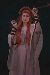 Sansa Stark cosplay - Ribbons - Version 1