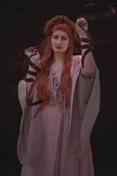 Sansa Stark cosplay - Ribbons - Version 2