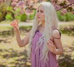 Daenerys Cosplay - Cherry blossom - Sakura