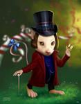 Cap Cap Willy Wonka by maril1