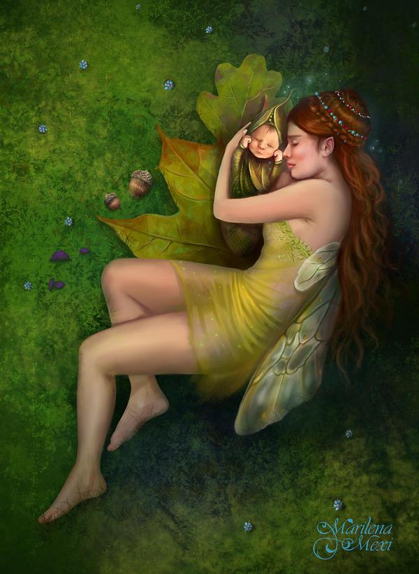 Fairy's Treasure by maril1
