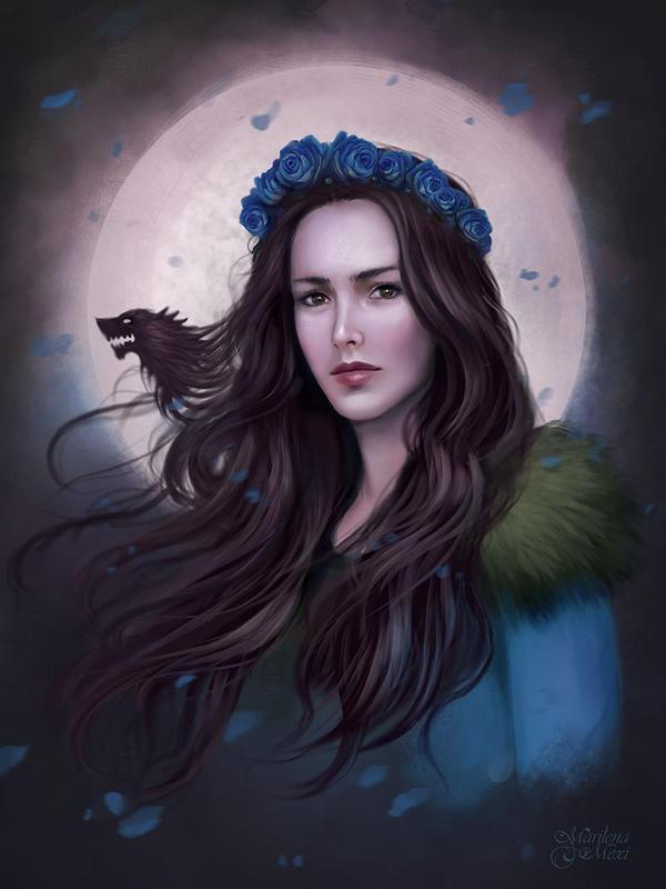 Lyanna Stark by maril1