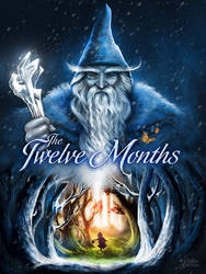 The Twelve Months by maril1
