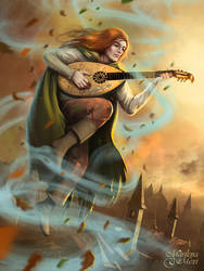Kvothe by maril1