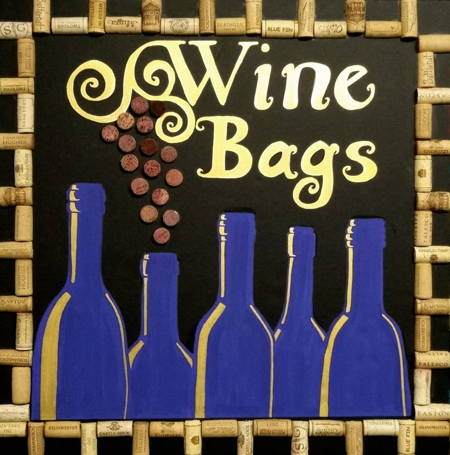 Whole Foods Wine Bags By Orangecranestudios On Deviantart