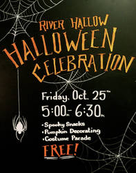 Whole Foods: Halloween Celebration by orangecranestudios