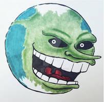 Evil Planet