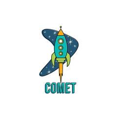 Spaceship Logo