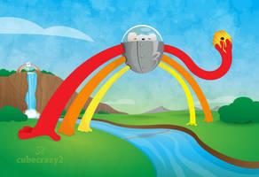 RainBear by cubecrazy2