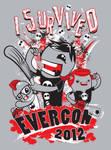 I Survived Shirt Design for Evercon