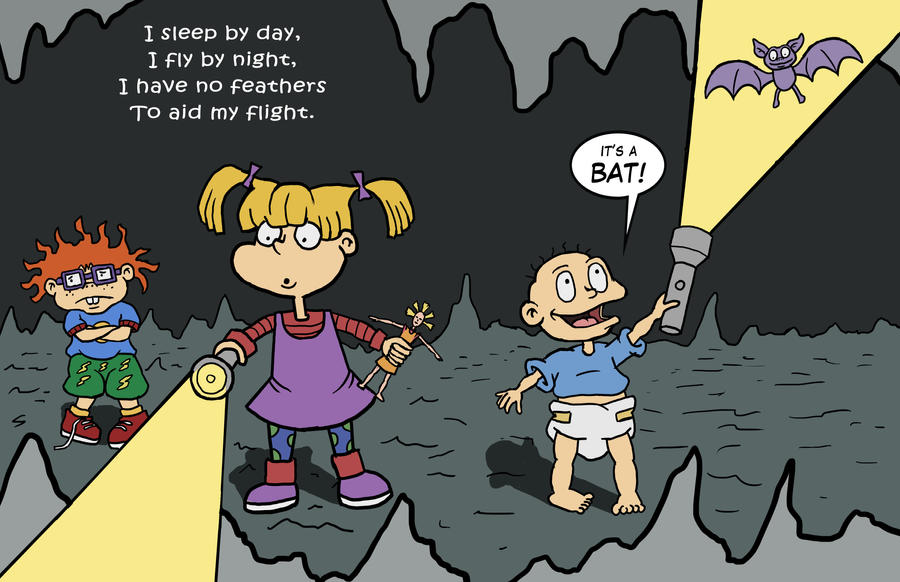 Rugrats by MikeMeth on DeviantArt