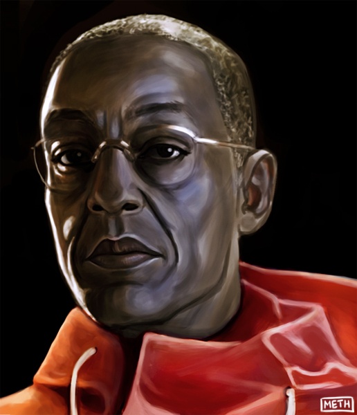 Gustavo Fring by MikeMeth
