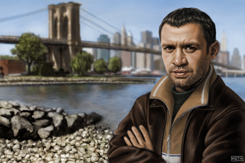 Greetings from Liberty City! by MikeMeth
