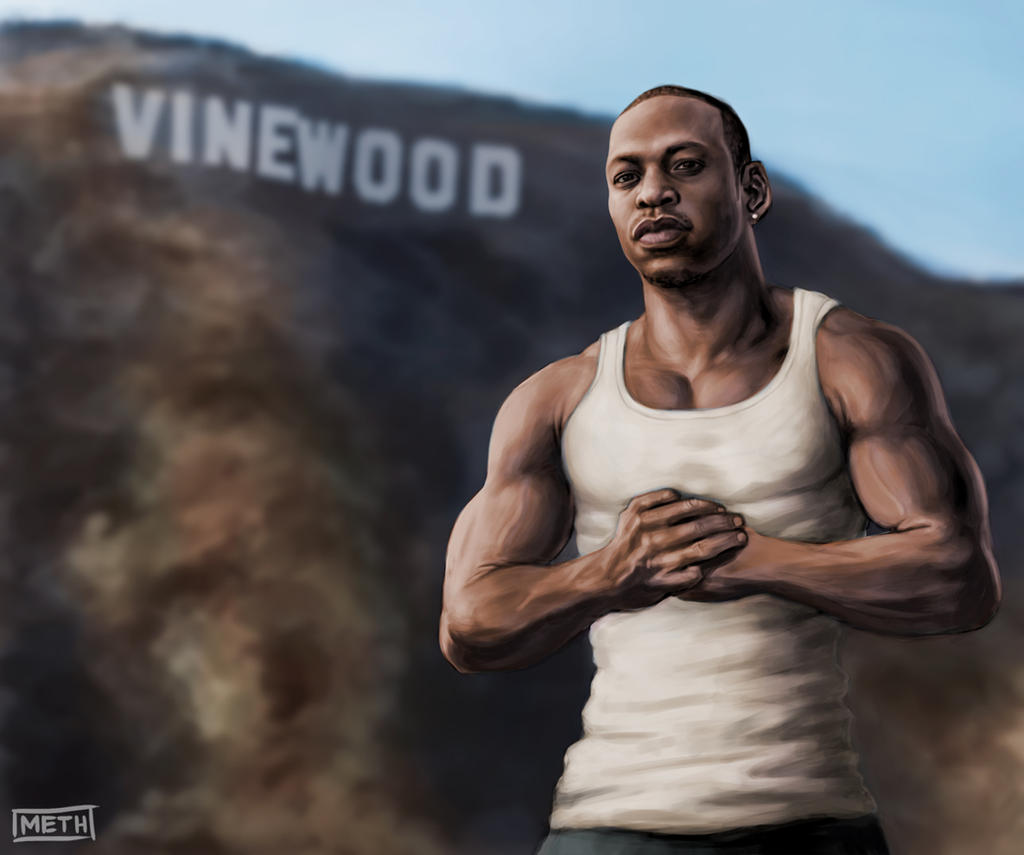 Greetings from San Andreas! by MikeMeth