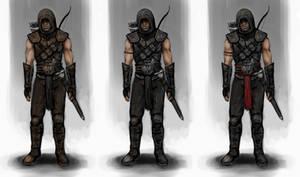 Nighthawk Armor Concept