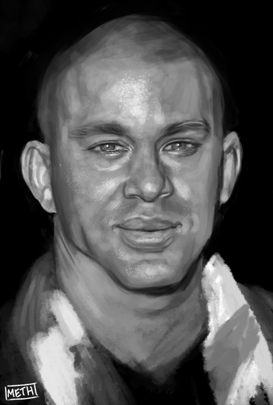 Channing Speedpaint by MikeMeth