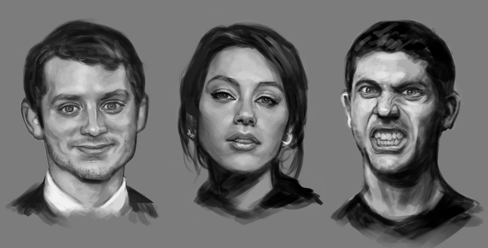 Heads by MikeMeth