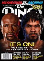 The Ring Cover, May 2015