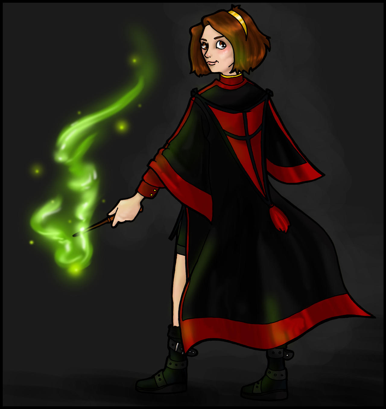 Harry Potter Durmstrang By Mausergirl On Deviantart Durmstrang institute was founded by nerida vulchanova of bulgaria, a powerful witch, but whose death was mysterious. harry potter durmstrang by mausergirl