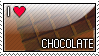 Stamp - Chocolate! by MauserGirl