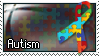 Stamp - Autism by MauserGirl