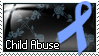 Stamp - Child Abuse by MauserGirl