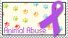 Stamp - Animal Abuse by MauserGirl