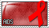 Stamp - AIDS by MauserGirl