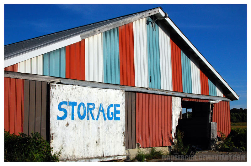 Storage by MauserGirl
