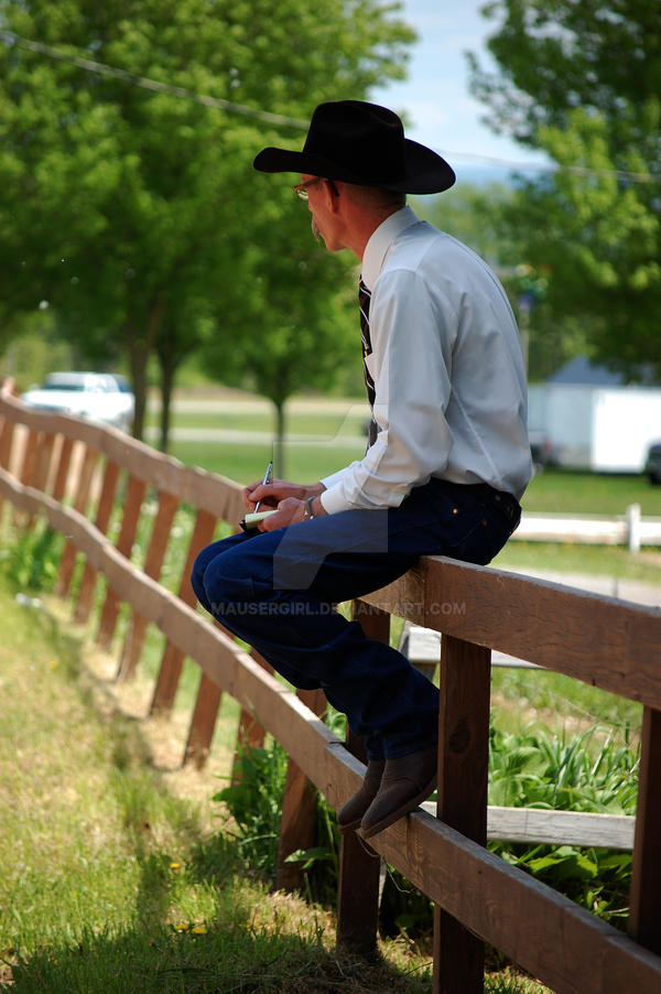 Cowboy by MauserGirl