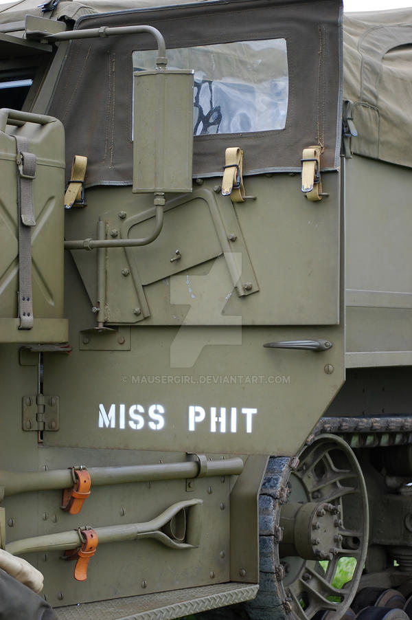 Miss Phit by MauserGirl