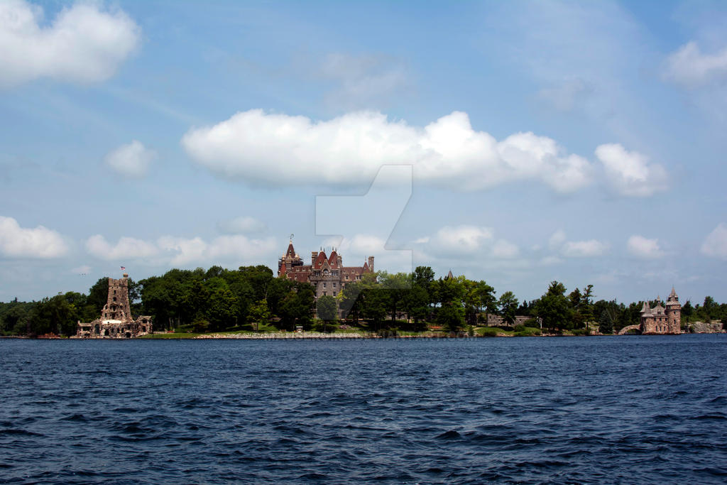 Boldt Castle by MauserGirl