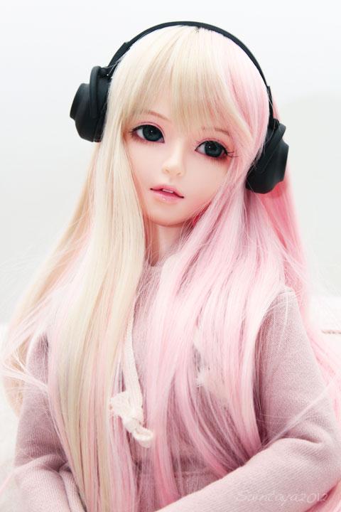 Xiao Yu new wig by wawa-station