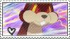 Watchog stamp