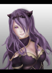 Fire Emblem: If - Camilla by ArchAstra