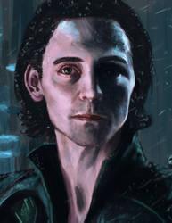 Loki Photo Study by ArchAstra